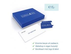 Eigen Keuze Kerstpakket 15 euro